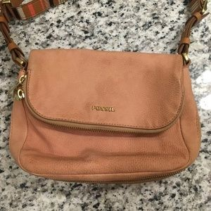 Classy Leather Fossil Purse